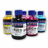 Чорнило WWM 200 g для  принтера EPSON,універсальні ELECTRA на всі типи принтерів EPSON