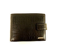 Портмоне, кошелек мужской кожаный Lison Kaoberg 35008, отделы для документов