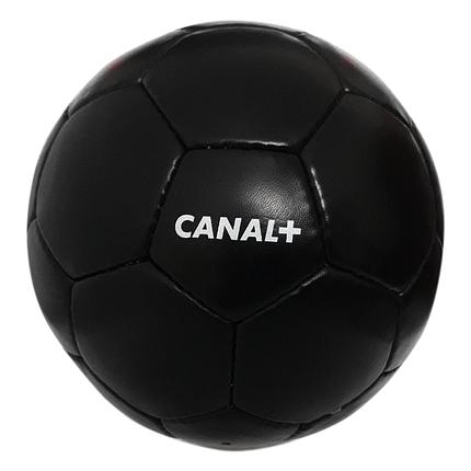 М'яч для футболу Canal+ Black Edition (для игры на снегу), фото 2
