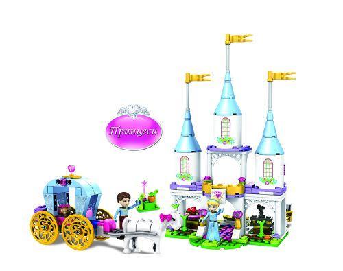 JVToy «Чарівний замок Попелюшки» серія «Принцеси», 15009