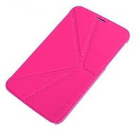 Чехол для планшета Xundd V leather case for Samsung T310 Galaxy Tab 3 8.0, pink