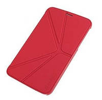 Чехол для планшета Xundd V leather case for Samsung T310 Galaxy Tab 3 8.0, red