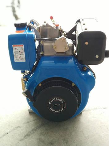 Двигатель дизельный для мотоблока Беларусь 178FE, фото 2