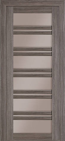Двери Fashion Милан, полотно+коробка+1 к-кт наличника, покрытие ПП, фото 2