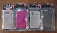 Силиконовый чехол для телефона Protective silicone case for Samsung i8190 Galaxy S III mini