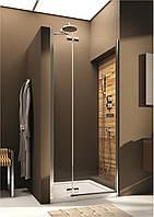 Двери распашные для ниши левосторонние Aquaform Verra Line 120 см 103-09403