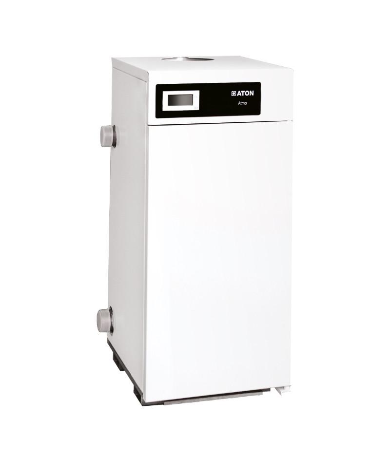 Димохідний одноконтурний газовий опалювальний котел Aton Аtmo10Е