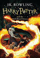 Harry Potter and the Half-Blood Prince. Гарри Поттер на английском. Джоан Роулинг (353554)