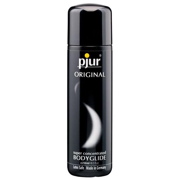 Смазка на силиконовой основе Pjur Original 250 ml (Пьюр, Пджюр) вагинальная мягкость и шелковистость