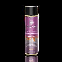 Гель для бритья DONA Intimate Shave Gel - Sassy - Tropical Tease (250 мл) с афродизиаками и феромонами