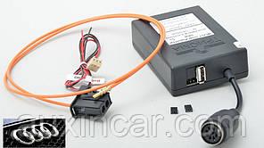 Триома MP3 usb адаптер AUDI к штат магнитоле с MOST (оптика)