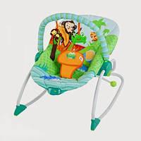 """Кресло-качалка Bright Starts """"Сны в саванне"""" 60127"""