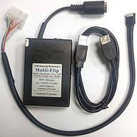 Триома MP3 usb адаптер для штатной магнитолы Mercedes Benz модель APS BT/2