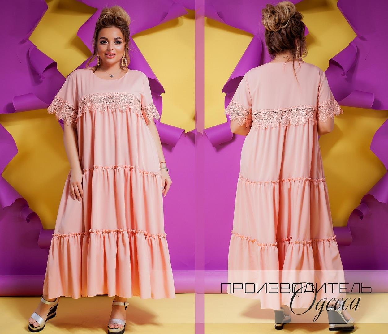 Женское платье Батал Nina
