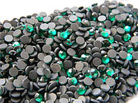 ДМС Стразы ss6 Emerald (1,9-2мм)горячей фиксации. 1000gross/144.000шт.