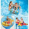 "Надувной плотик ""See-Me-Sit Pool Riders"" Intex, 72x58 см., фото 5"
