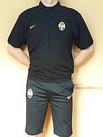 Річний комплект Шахтаря (футболка + шорти)