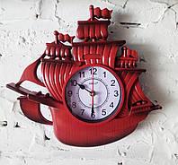 """Часы настенные """" Корабль """""""