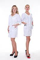 Оригинальный женский  медицинский халат