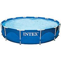Бассейн каркасный Intex (28210) 366х76 см, фото 1