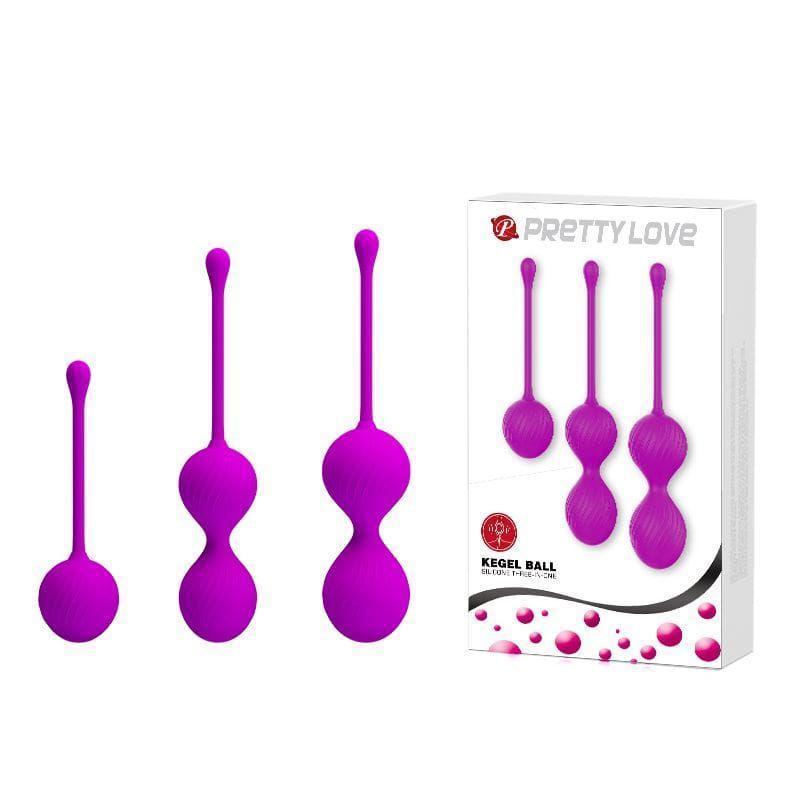 Набор вагинальных шариков BI-014505