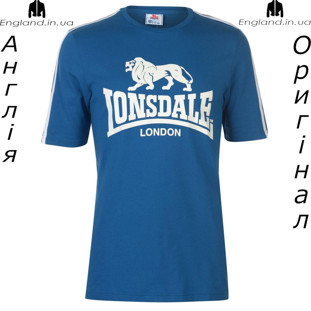 Футболка мужская Lonsdale из Англии