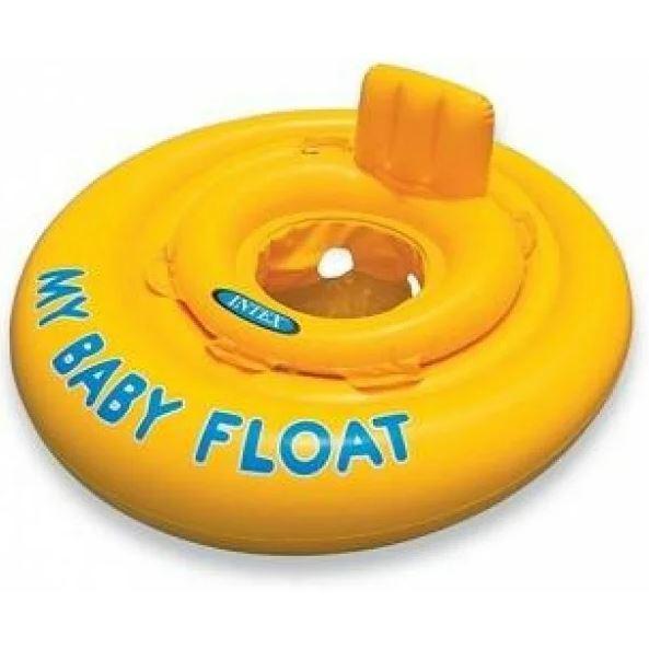 """Надувной круг """"My Baby Float"""" Intex"""