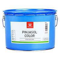 Антисептик  pinjasol corol,  пиньясол колор финишный антисептик для дерева, 18 литов