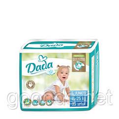 Подгузники Dada Extra Soft 5 Junior (15-25 кг) 39 шт