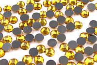Стразы DMCss6 Cetrine (1,9-2мм)горячей фиксации. 1000gross/144.000шт.