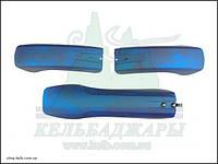 Щитки пластиковые МТВ с рисунком (Тайвань) 3301-RLB.