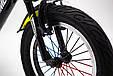"""Испанский Детский Фэт-Байк Велосипед с широкими колесами 16 """"HAMMER"""" S700, фото 5"""