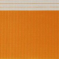 Готовые рулонные шторы Ткань ВМ-1207 Оранжевый