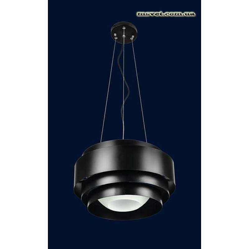 Люстра «Адаир 1» черная LS-11018-1 черный
