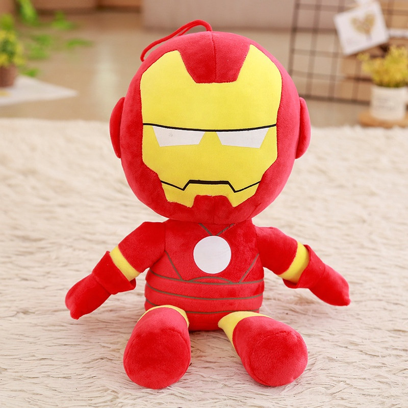 М'яка іграшка SUNROZ Super Hero Ironman 45 см (SUN4629)
