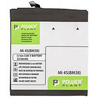 Аккумуляторная батарея PowerPlant Xiaomi Mi 4S (BM38) 3210mAh (SM220076)