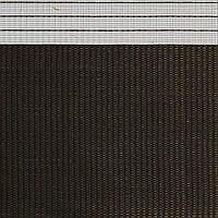 Готовые рулонные шторы Ткань ВМ-1212 Чёрный