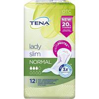 Урологические прокладки Tena Tena Lady Slim Normal 12шт (7322540852127)