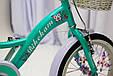 """Детский Велосипед с корзинкой 16 """"BELLISIMA""""  Алюминиевый, фото 6"""
