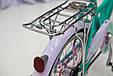 """Детский Велосипед с корзинкой 16 """"BELLISIMA""""  Алюминиевый, фото 7"""