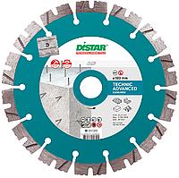 Круг алмазный Distar Technic Advanced 180 мм сегментный диск по бетону и кирпичу на швонарез (14315347014)
