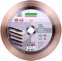 Круг алмазный Distar 1A1R Edge 250 мм сплошной диск для чистого реза керамогранита под 45 (11120421019)