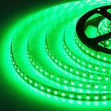 Светодиодная лента B-LED 3528-120 G IP20 зеленый, негерметичная, 1м, фото 2