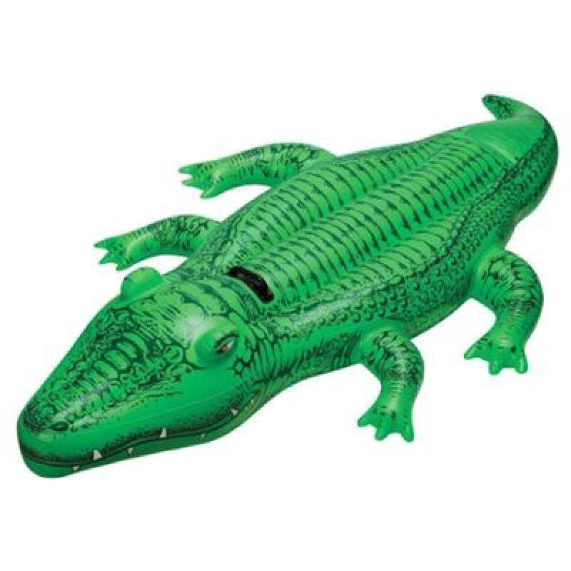 """Надувная игрушка """"Lil Gator Ride-On"""" Intex"""