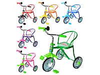 Детский трех колесный велосипед LH-701-2, 6 цветов