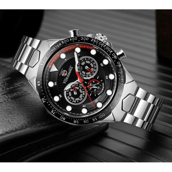 Чоловічі наручні годинники Forsining Power
