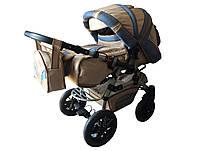 Детская коляска-трансформер Prado Lux 921/lux 33, Trans baby
