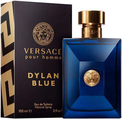 духи Versace Pour Homme Dylan Blue