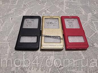 Шкіряний чохол книжка Momax для Meizu (Мейзу) M8 Lite \ V8