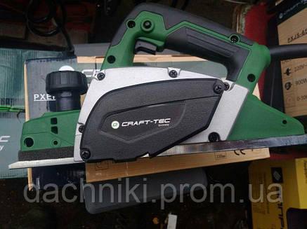 Рубанок Craft-tec PXER-482 (780W), фото 2